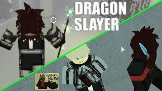 Road to getting DRAGON SLAYER | Roblox Rogue Lineage