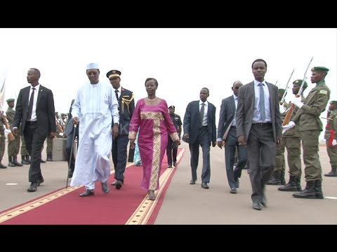 CHAD PRESIDENT IN RWANDA TO ASSESS AU SUMMIT PREPS