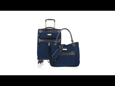 Samantha Brown ULW8 2piece Luggage Set