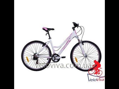 Женский велосипед VNC Lotus. Веломагазин VeloViva