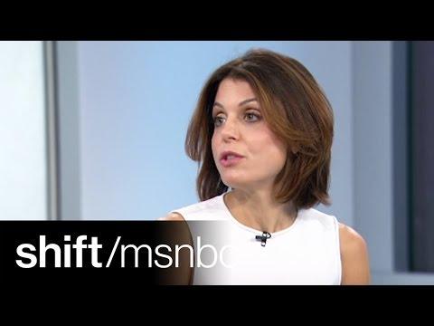 Bethenny Frankel On 'Housewives' & Skinnygirl | shift | MSNBC