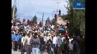 OAXACA NUEVO SIGLO TV CALENDA DE FLORES ASUNCION NOCHIXTLAN 2014