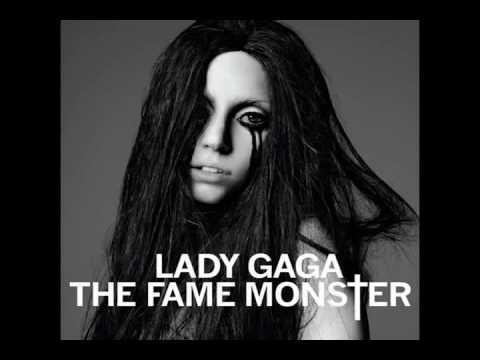 Lady GaGa Monster (Official Album Instrumental)