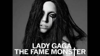 Lady GaGa Monster (Official Album Instrumental)