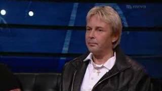 """Matti Nykänen """"Ruben & Joonas"""" ohjelmassa"""