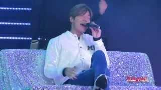 20150321 Lee Min Ho Live in Hong Kong - You & I