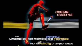 Freestyle - Footbag Style