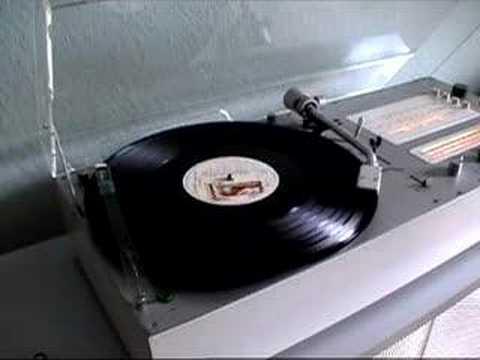 Watching Vinyl: Johnny Moped - Hard Loving Man