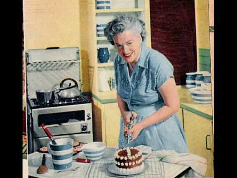 Gracie Fields: If I Knew You Were Coming I'd Have Baked A Cake -1950