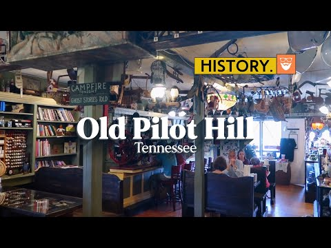 Eating At The Old Pilot Hill General Store And Restaurant | ChadGallivanter