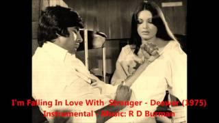 Instrumental - Deewaar (1975) - 'I'm Falling In Love With A Stranger'
