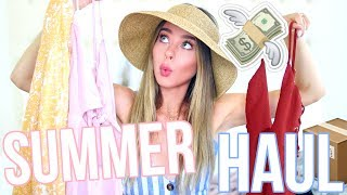 HUGE SUMMER CLOTHING HAUL 2017!