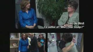"""The First """"Who's Your Gladys?"""" Book Signing Event"""