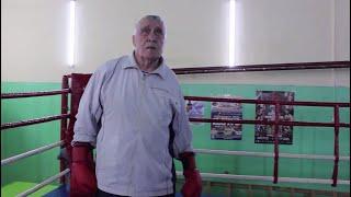 86-летний боксёр из Воронежской области готовится стать студентом