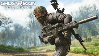 Ghost Recon Breakpoint BAD DAY TO BE A GHOST! Ghost Recon Breakpoint Free Roam