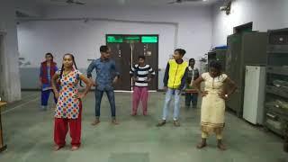 Bhangra dance choreography by Neeraj