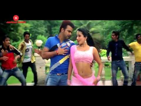 HOT MONALISA & PAWAN SINGH   Full Song   Hey Ho Phuljhathi   BHOJPURI HOT SONG