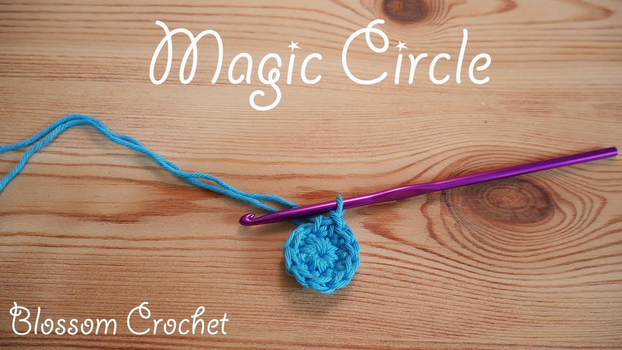 How to crochet the Chainless Starting Double Crochet in the Magic ... | 720x1280