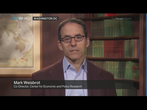 Mark Weisbrot talks about Venezuela