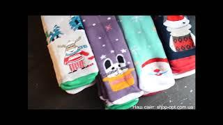 Обзор турецких детских зимних носков, продажа оптом
