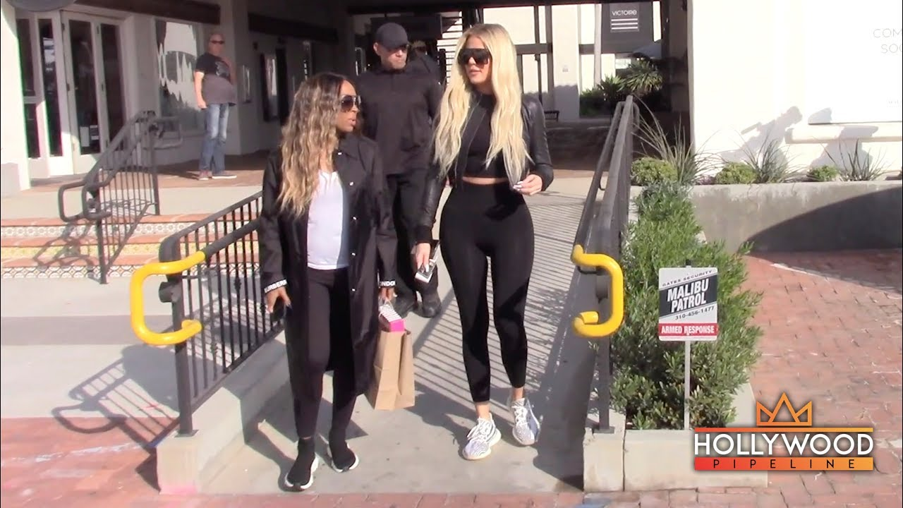 Kylie Jenner, Khlo Kardashian celebrate pregnant Malika Haqq at ...
