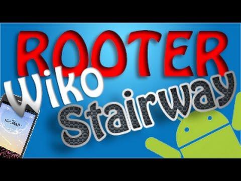 [Tuto] Root Wiko Stairway + Les App's utiles