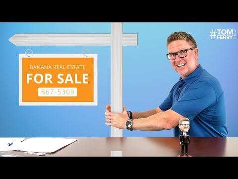 The Best Strategies to Get More Real Estate Listings – Part 1   #TomFerryShow