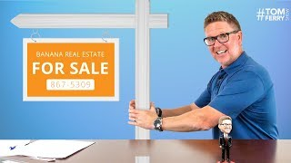 The Best Strategies to Get More Real Estate Listings - Part 1 | #TomFerryShow