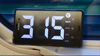 【北海道へ2015夏 vol.01】【世界最速タイ】E5系はやぶさ+E6系こまち 最高速度320km/h区間 GPS速度計測