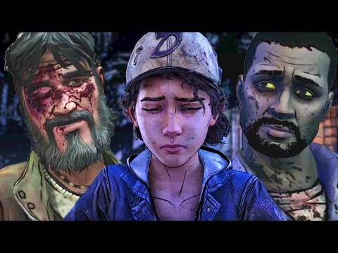 Clementine Explains How She Killed the Two People She Loved the Most -The Walking Dead Final Season Mp3