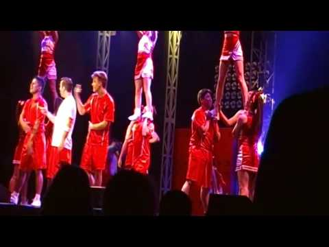 Born to Do Bring it On: The Musical