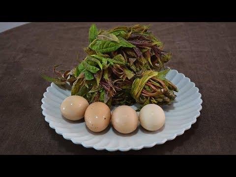 四月要多吃香椿,告訴你個新做法,加4個雞蛋,簡單幾步,比吃肉還香