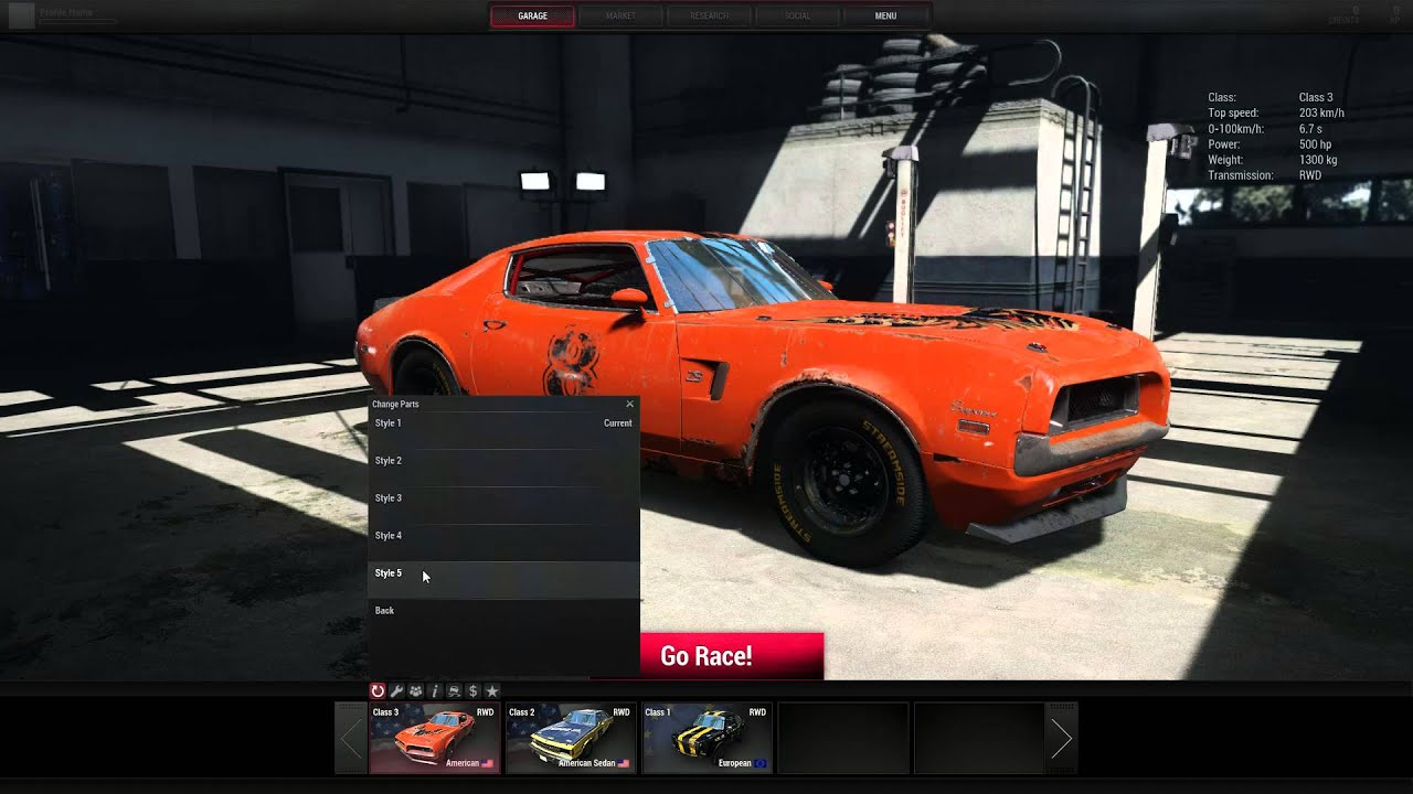 Best Need For Speed Car Customization Game