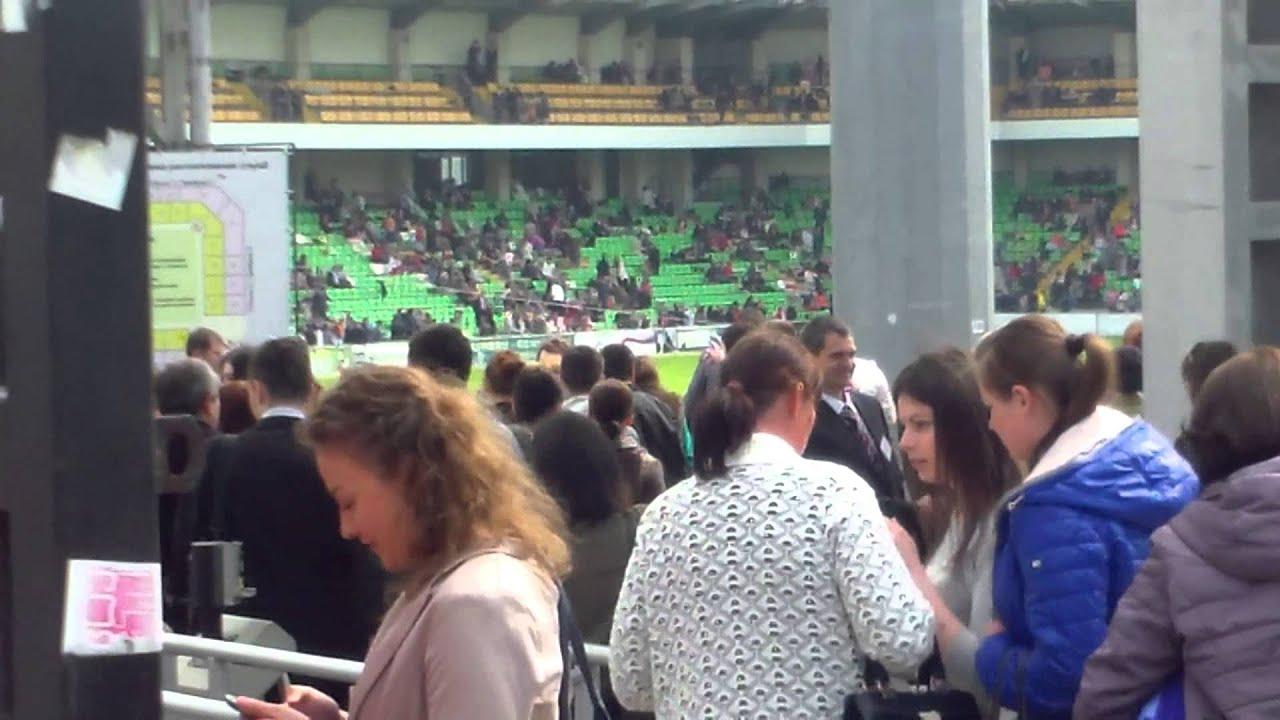 Organizare impecabilă la întrunirea martorilor lui Iehova