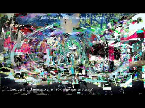 【Miku Hatsune】 My Last Gravity - Sub. Español/Romaji