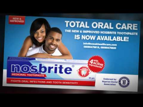 Nosbrite Toothpaste Radio Advertisement - Hausa