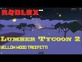 Roblox: Lumber Tycoon 2: YELLOW WOOD TREEFETTI