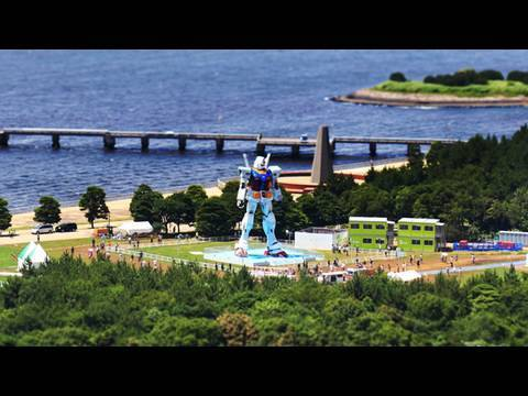 Museum of Maritime Science -Tokyo Miniature-