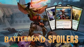 Daily Battlebond Spoilers — May 23, 2018 | 3-Mana Rakdos Wrath, Token Making Mythic