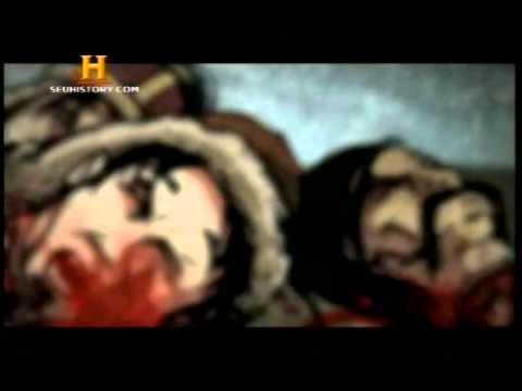 Ícones do Mau Comportamento - Gengis Khan