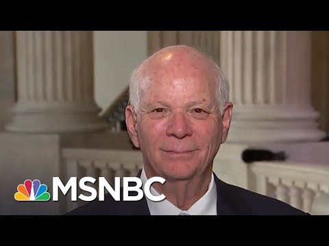 Sen. Ben Cardin: Dems & GOP 'Need To Work Together' On Health Care   MTP Daily   MSNBC