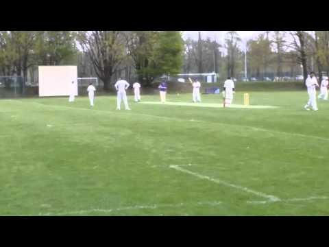 PCC2 - Dresden cricket match 26th video 3
