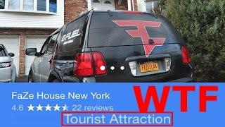 faze house tourist attraction