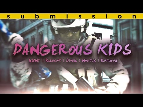 DANGEROUS KIDS | BF3 Montage Submission by VXNT