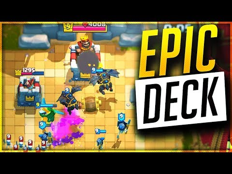 THIS DECK IS INSANE for the NEW GLOBAL CHALLENGE in Clash Royale!