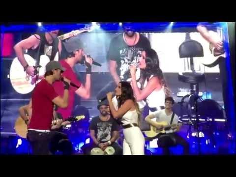 ... de Enrique Iglesias India Martínez tutorial en guitarra | FunnyDog.TV
