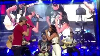 """Loco""- Enrique Iglesias e India Martínez Starlite 2015 [HD - Acoustic Version]"