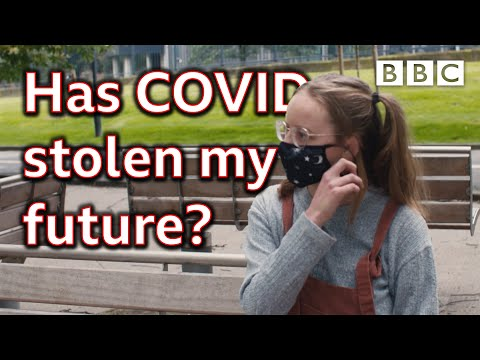 Trying to be a student during a pandemic | Has Covid Stolen My Future? - BBC