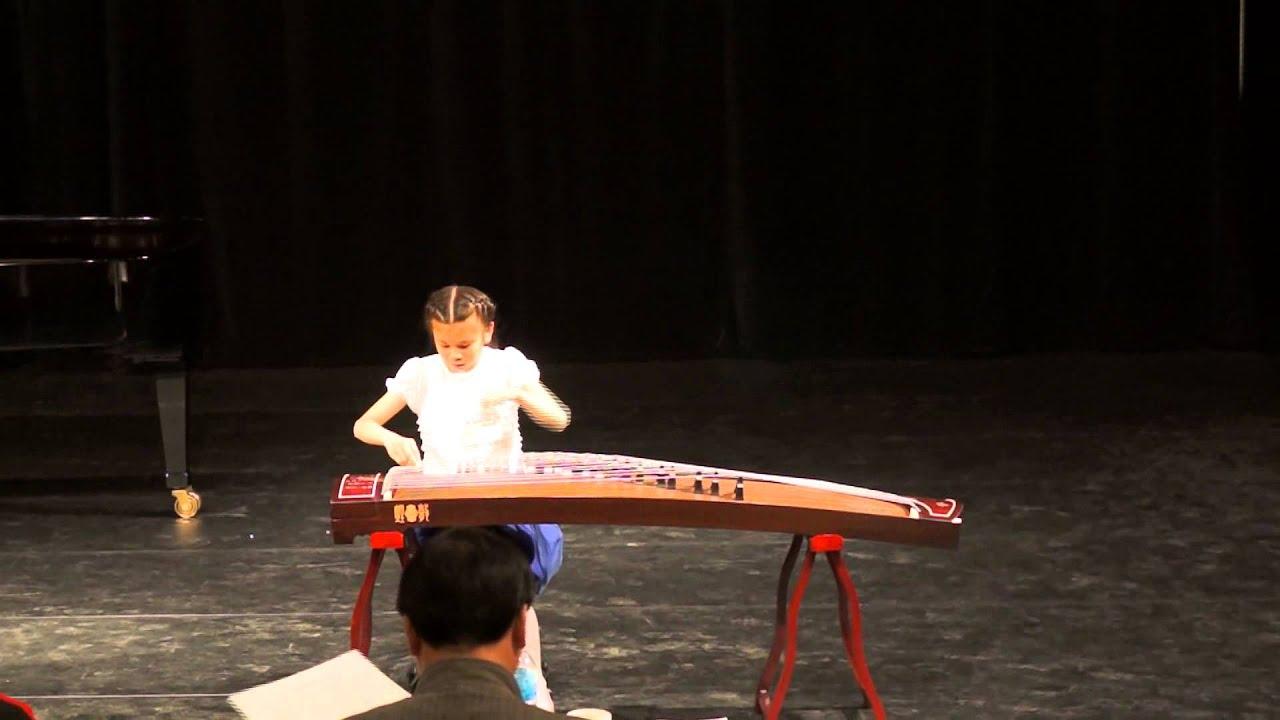 2013年大臺南國際音樂比賽國小中年級一般組第二名-許玉茹,演奏:侗族舞曲 - YouTube