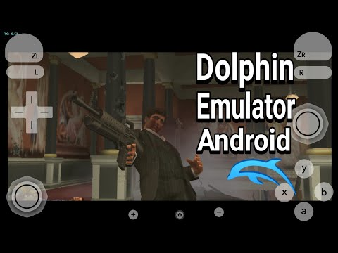 Dolphin Emulator Android - Scarface The World Is Yours Gameplay Android